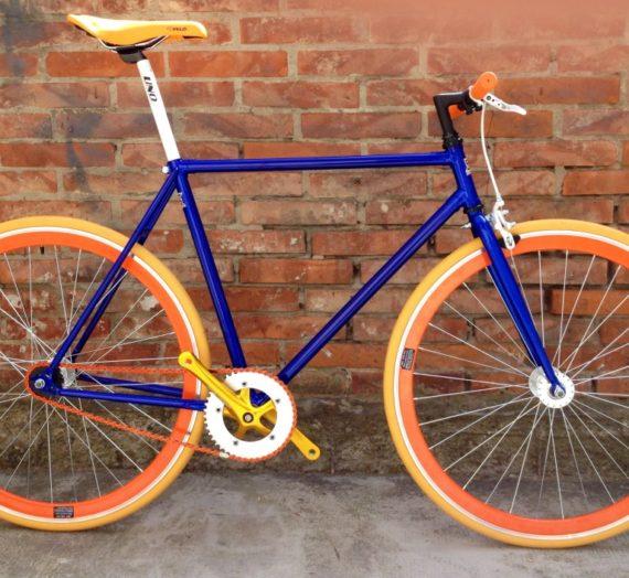 Bicicletta Fixed personalizzate