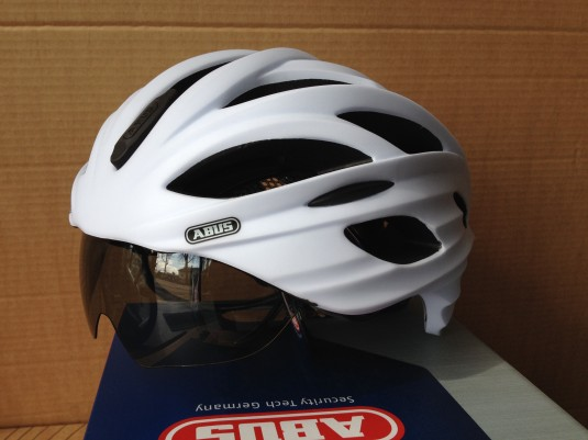 abus in-vizz white