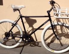 Ganna Beach bike