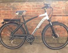 Bicicletta Momo design Italwin