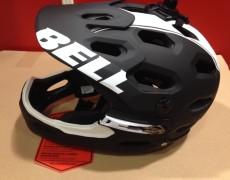 Bell Super 2r casco all-mountain