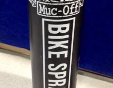 Muc-off prodotti per manutenzione bici