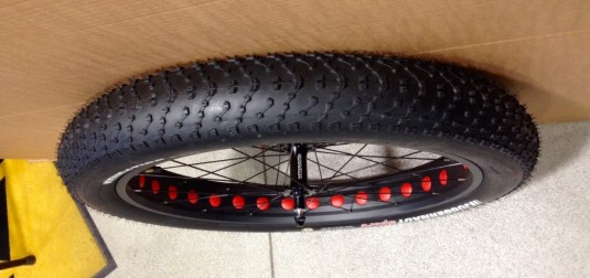 ruote fat bike