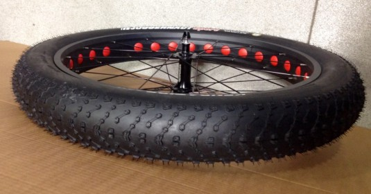 ruota fat bike