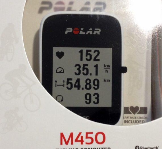 Polar M 450 ciclo computer GPS