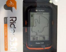BRYTON 530 E 330 GPS CICLOCOMPUTER