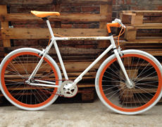 Ciclurbano Single Speed CHAIN MAN