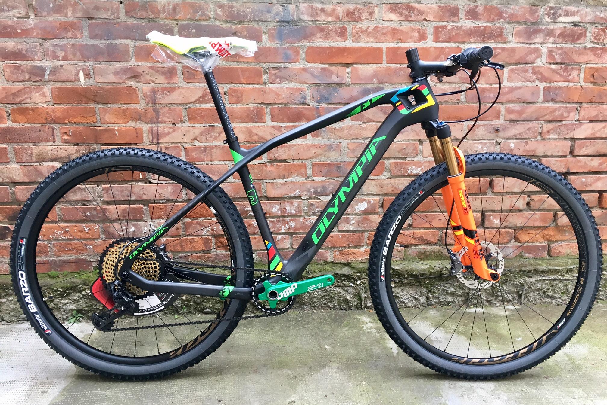 Olympia f1 replica zanetti cicli for The olympia