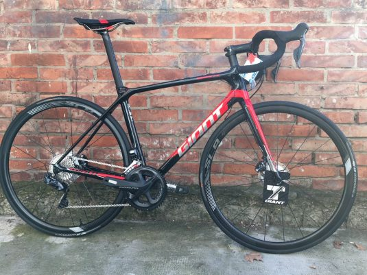 tcr advanced pro 0 disc 3