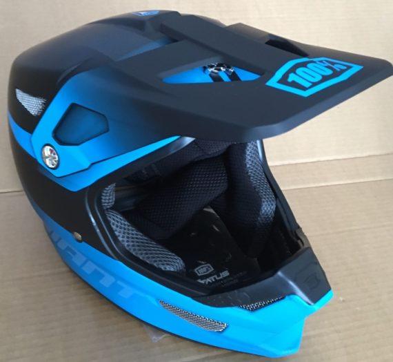 Giant casco dh 100%