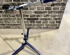 Cavalletto bicisupport professional per manutenzione e pulizia bici
