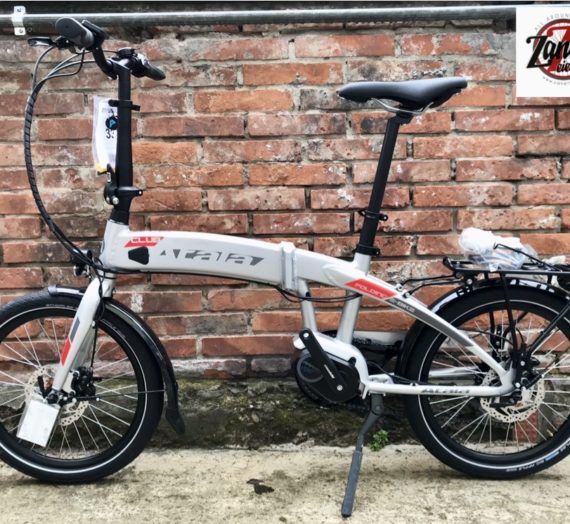 Atala Club pieghevole E-bike motore centrale