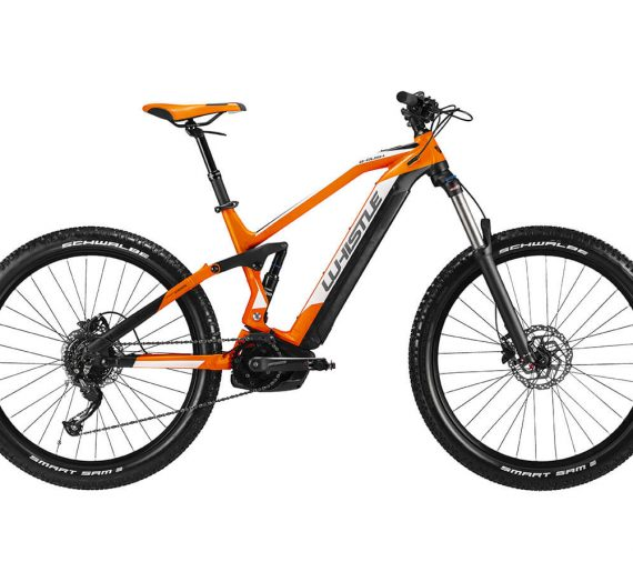 E-BIKE B-Rush All Mountain