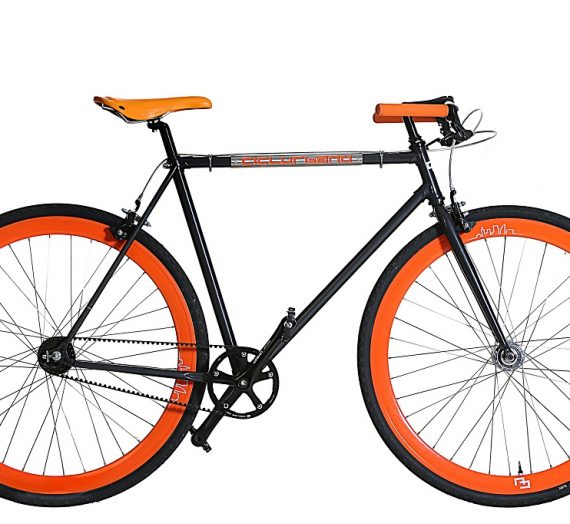 Ciclurbano Orange Skunk