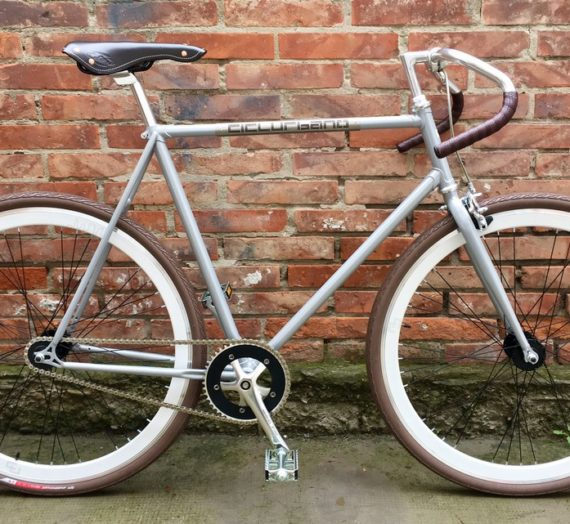 CICLURBANO SINGLE SPEED CHAIN MAN RETRO'