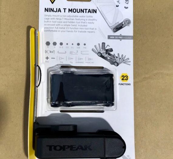 Multi attrezzo Topeak Ninja T Mountain