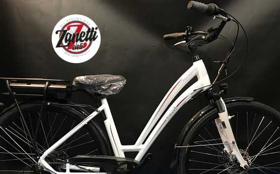 CITY BIKE ELETTRICA ITALWIN